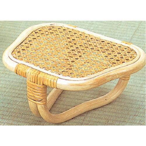 椅子 ミニ正座椅子 [27 x 22 x H11cm] 藤 (7-774-12) 【料亭 旅館 和食器 飲食店 業務用】