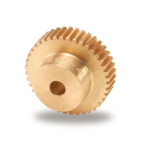 小原歯車工業 KHK BG6-20R1 歯車 ウォームホイール リン青銅鋳物タイプ BG型 モジュール6