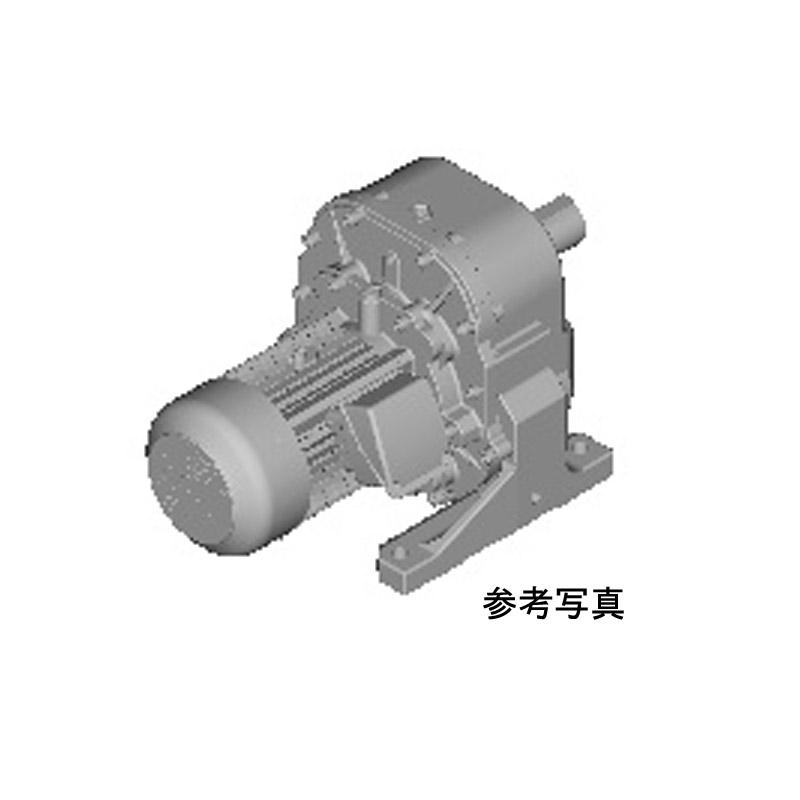 GM-LJP-11KW-1/60 三菱 ギヤードモーター 脚取付 ブレーキ無し GM-LJPシリーズ 三相200V 11kW