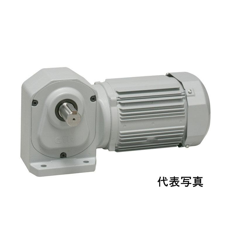 多様な H2L50L100-MP15TWNTB2 ニッセイ 直交軸 標準タイプ 三相 脚取付 ブレーキ付き AC400V 左軸(L) 1.5kW