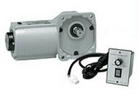 HFU-22T-750-S15 ニッセイ 直交軸 標準タイプ フランジ取付 スピードコントロールモータ付 コントローラセット 単相 15W 両軸(T)