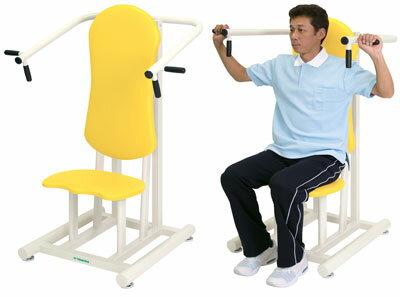 【ショルダープレス】【受注生産品】高田ベッド ショルダー II (両腕の運動) TB-1219