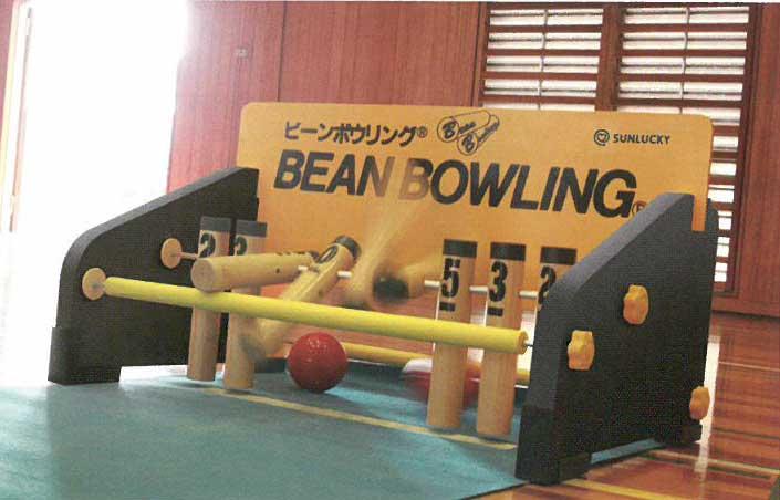 【お取寄せ商品】【ビーンボウリング】サンラッキー ビーンボウリング専用レーンのみ BN-3