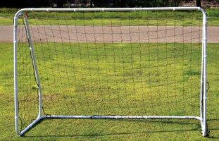 【ミニサッカーゴール】softouch(ソフタッチ) ミニサッカーゴール(ネット付) SO-MNSGL (2台1組)