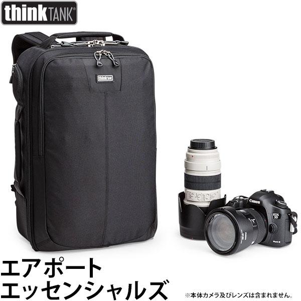 【送料無料】 シンクタンクフォト エアポートエッセンシャルズ [thinktank photo airport essentials バックパック 機内持ち込み カメラバッグ]