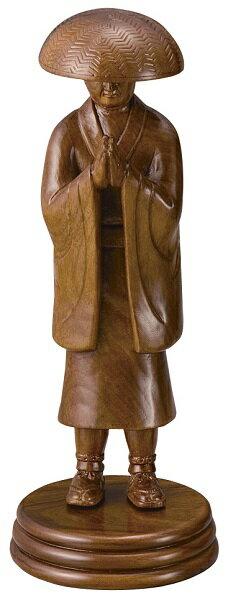 【送料無料】【立体念珠掛 僧侶】楠 木製 仏壇 仏具 数珠 仏前 収納