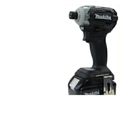 【makita】マキタ 充電式インパクトドライバー TD170DZB(黒) 18V(本体のみ) 充電器・バッテリー・ケース別売