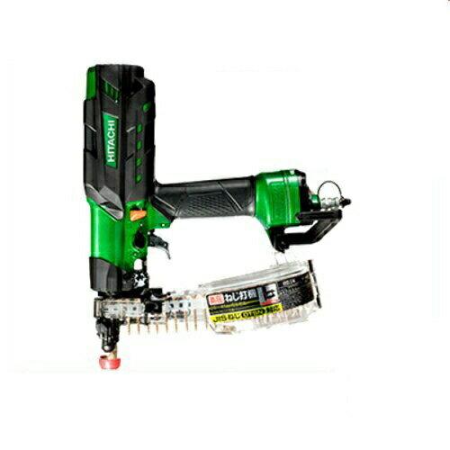【Hitachi Koki】日立工機 高圧ねじ打機(ターボドライバ・ビス打ち機)(25~41mmねじ対応) WF4H3(L)(仕上がり優先モデル)(メタリックグリーン)