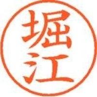 【シヤチハタ】 ネーム9既製 XL-9 1789 堀江 ★お得な10個パック