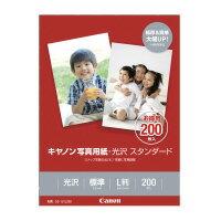 【キヤノン】 キヤノン 写真用紙 光沢スタンダード L判 200枚SD-201L200 入数:1 ★お得な10個パック