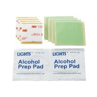 【リンテック21】 接着パッド・アルコールパッド (リンクストッパーL型用)DR-LQ05 入数:1 ★お得な10個パック