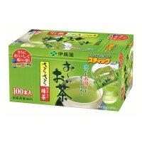 【伊藤園】 お~いお茶スティックタイプ 0.8g×100本12120 入数:1 ★お得な10個パック