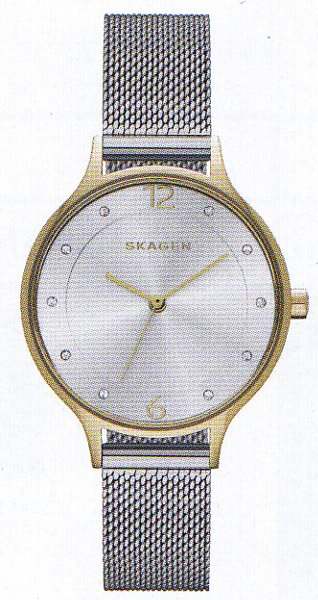 SKAGEN スカーゲンSUMMER 2015 LADIES NEW COLLECTION  SKW2340  ANITA  LADIES 【送料・代引き手数料無料】