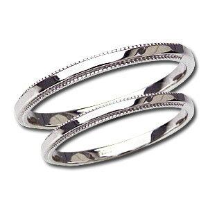 ペアリング PT900 プラチナ 地金リング 結婚指輪 プレゼント マリッジリング デザインカットリング 指輪 記念日 シンプル【RCP】