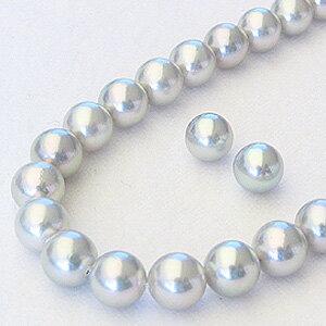 あこや本真珠パール6月誕生石ネックレスピアス/イヤリング2点セット7.5mm-8.0mmネックレスの全長43cm【RCP】