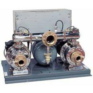 荏原製作所 40BDRME51.1 【200V】 単独交互運転 定圧給水ユニット 50Hz 【東日本電力エリア】