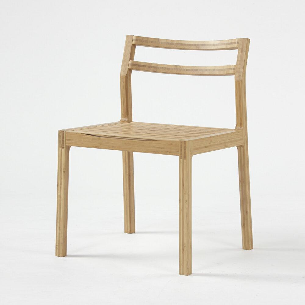 【TEORI テオリ】TENSION ダイニングチェア P-TE アーム無し 美しい竹の家具TEORI テオリ 】日本製/岡山県シャープな見た目に反する柔らかな座り心地を実現しています。【RCP】