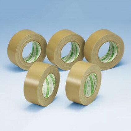 デンカ カラリヤン 布粘着テープ #822 (ベージュ)幅100mm×長さ25m×厚さ0.322mm 3ケース(18巻入×3ケース)(HA)