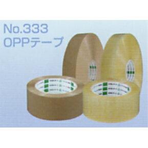 オカモトOPPテープ 長尺 No.333 透明巾48mm×長さ1500m×厚さ0.053mm 5ケース(5巻入×5ケース)(HA)[sp1709pt5]