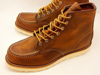 【REDWING(正規販売店)】レッドウィング クラシックワーク 8876(Copper)[カッパー・ラフ&タフ]【RCP】