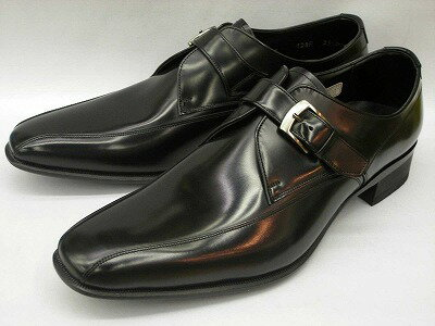【大人気ロングセラー】REGAL リーガル 靴 728RAL(ブラック)