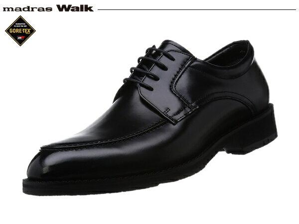 マドラスウォーク MW5500 ブラック Uチップ MADRAS WALK ビジネス GORE-TEX (ゴアテックス)