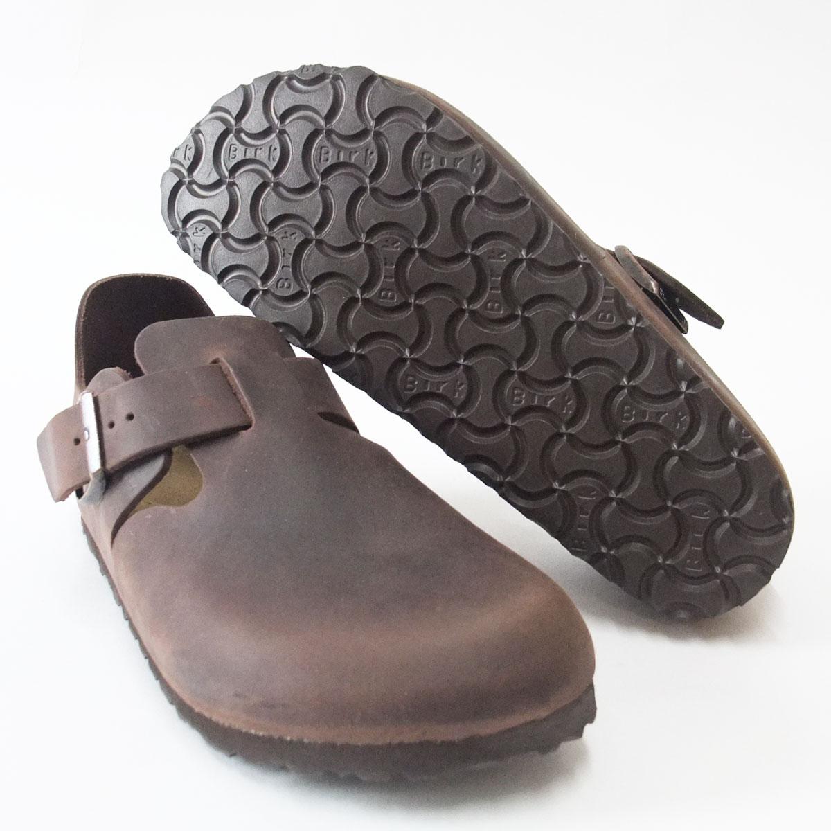 定番の大人気 BIRKENSTOCK(ビルケンシュトック) LONDON(ロンドン)ユニセックス 166533(天然皮革/ハバナ)ドイツ生まれの快適シューズ「靴」