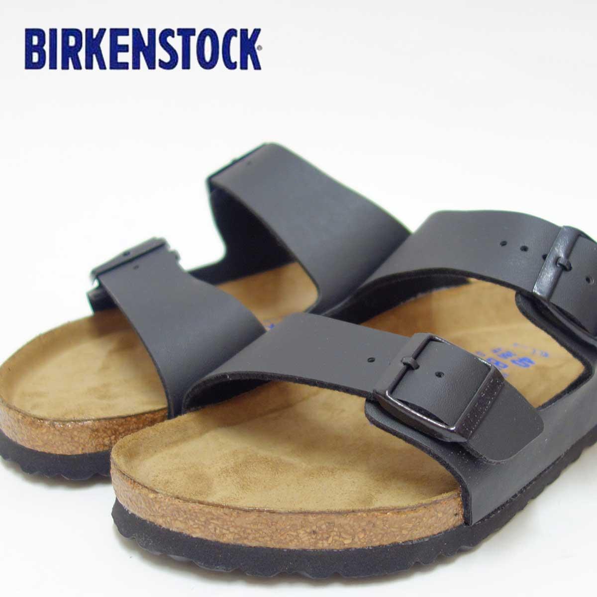 BIRKENSTOCK ビルケンシュトック  Arizona(アリゾナ) 551251 ブラック(メンズ)「正規品」ソフトクッションインソールで優しくフィット「靴」