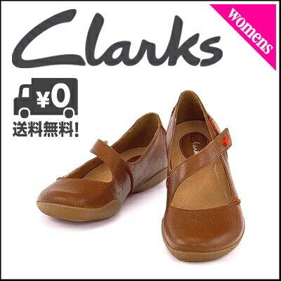 クラークス レディース コンフォート カジュアル シューズ Clarks FELICIA PLUM(フェリシアプラム) 20357366 ダークタンレザー