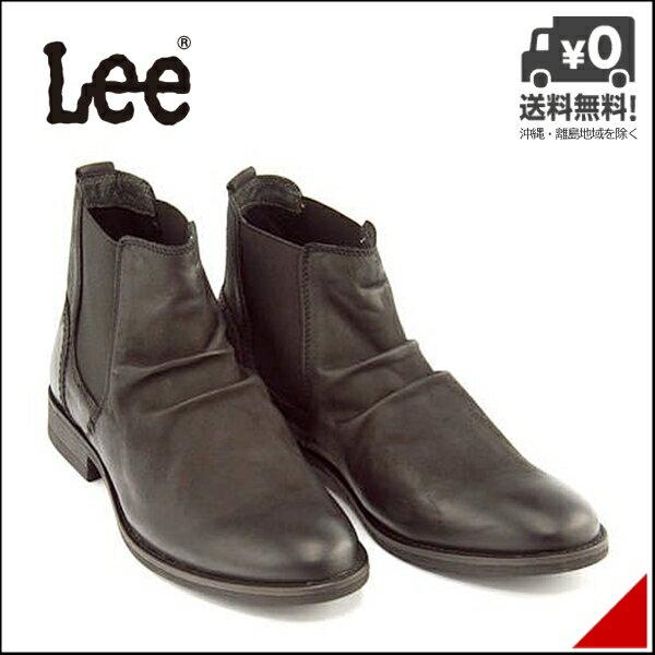 リー サイドゴアブーツ ショートブーツ メンズ ウェーコ 限定モデル カジュアル デイリー トラベル ストリート WACO Lee 776139 ブラック