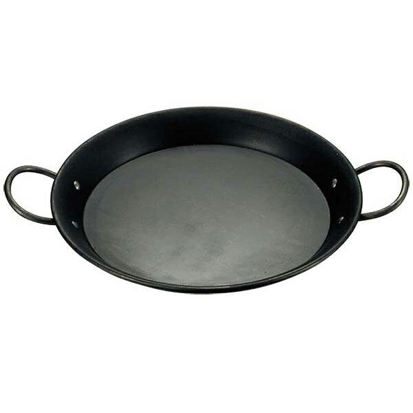 【送料無料】国産品 鉄パエリア鍋 (パエジェーラ) 70cm(お取り寄せ品、ご注文後のキャンセル不可)