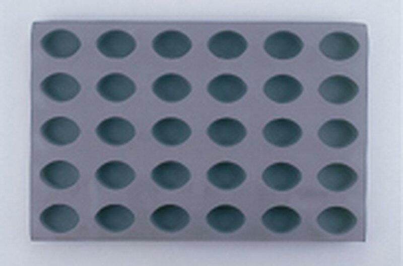 [TKG16-0982] デバイヤーエラストモール 1830-60  オーバル型30ヶ取