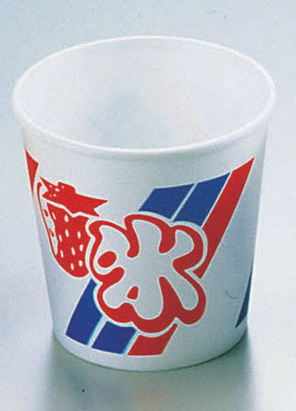 [TKG16-0845] かき氷カップ TC-13 氷イチゴ  (1000入)