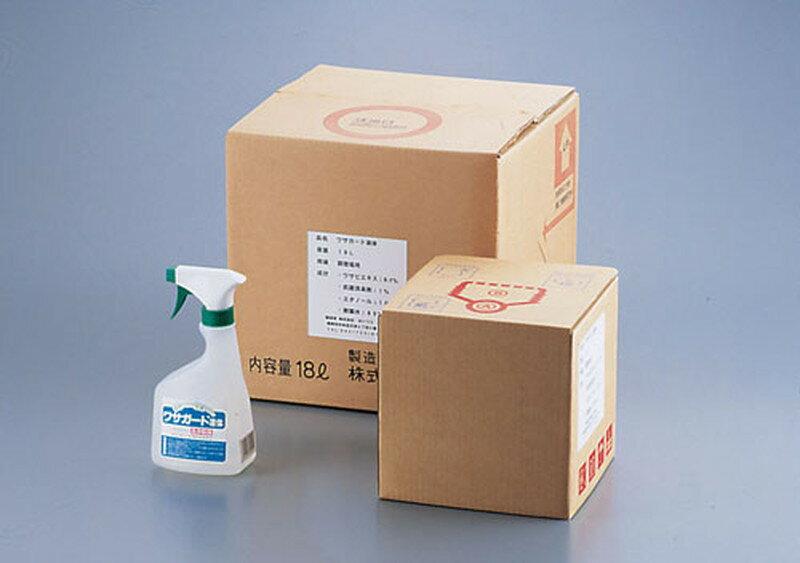 [TKG16-1293] 洗浄除菌剤 ワサガード液体 18L詰替用