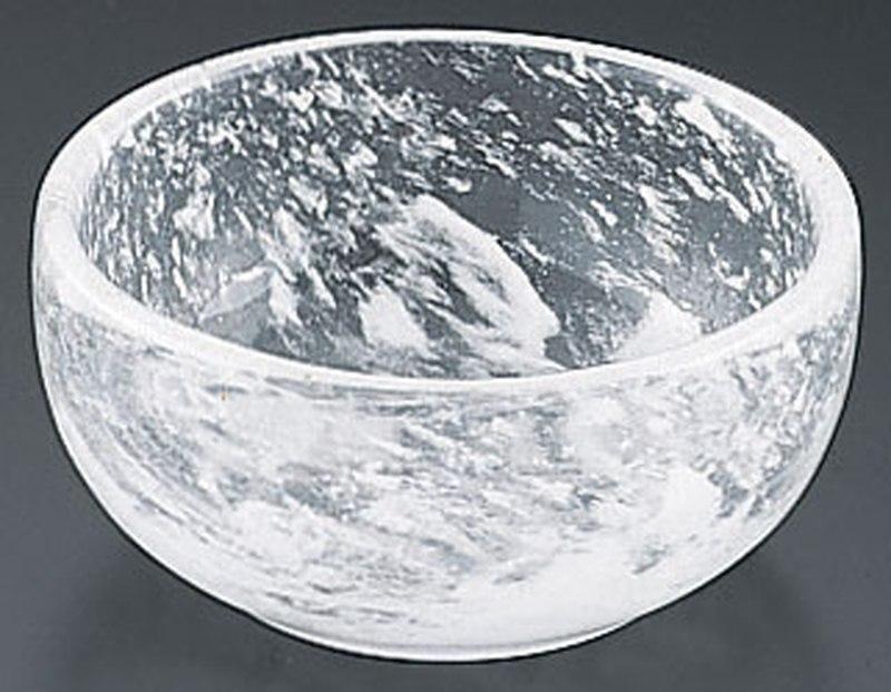 [TKG16-1962] 水晶 お椀  TY-F-022 14cm