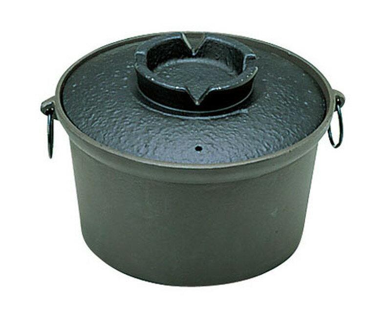 [TKG16-1925] アルミ合金1人用 共蓋しゃぶ鍋