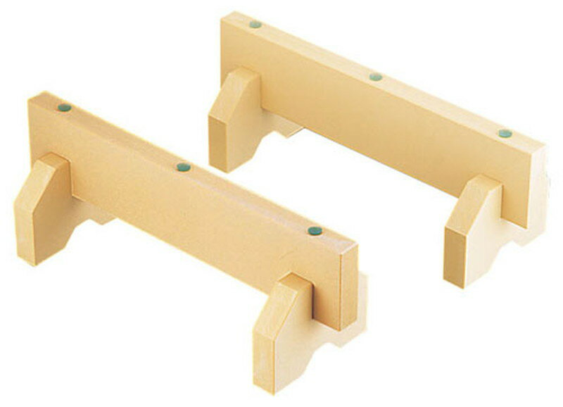 [TKG16-0347] 抗菌 プラスチックまな板用脚 40cm
