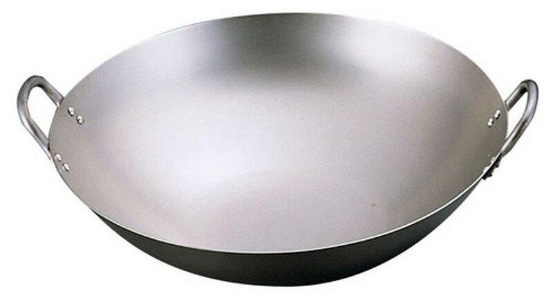 [TKG16-0381] SA純チタン 中華鍋  42cm