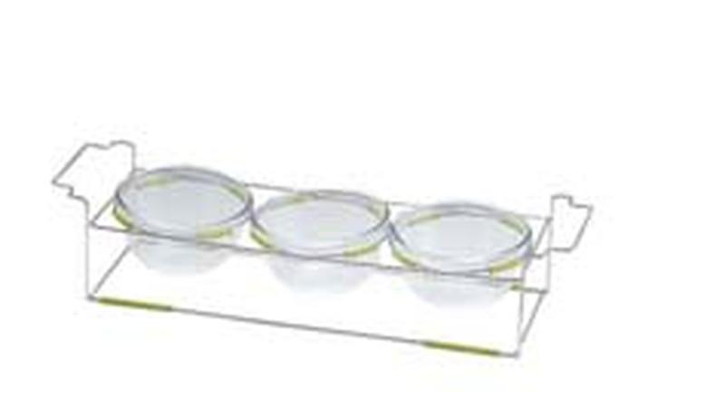 [TKG16-1482] ワイヤースタンドセット(15cmボール付) BQ9909-1503(GR)