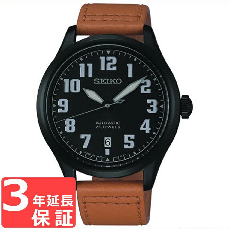 SEIKO セイコー SPIRIT スピリット メカニカル 自動巻(手巻つき) メンズ 腕時計 SCVE047 数量限定 全世界300 Seiko × nano・universe Limited Collection【着後レビューを書いて1000円OFFクーポンGET】