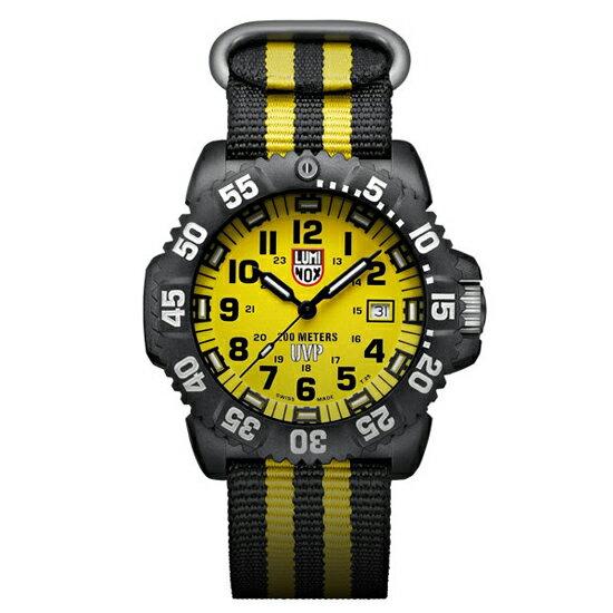 【即納・在庫有り】ルミノックスLUMINOX 腕時計 アナログ メンズウォッチ  スコット・キャセル スペシャルエディション イエロー