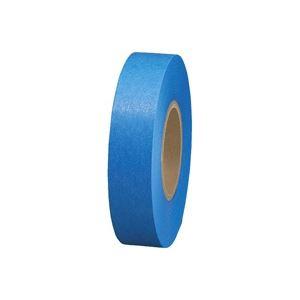 (業務用60セット)ジョインテックス 紙テープ5巻入 青 B322J-BL 【×60セット】