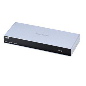 サンワサプライ 高性能ディスプレイ分配器(4分配) VGA-SP4
