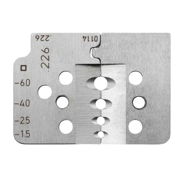 RENNSTEIG(レンシュタイグ) 708 226 3 0 ソーラー・CV・H-CV線ストリップ用替刃