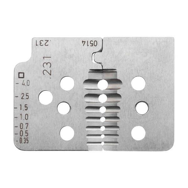 RENNSTEIG(レンシュタイグ) 708 231 3 0 ヨーロッパサイズストリップ用替刃