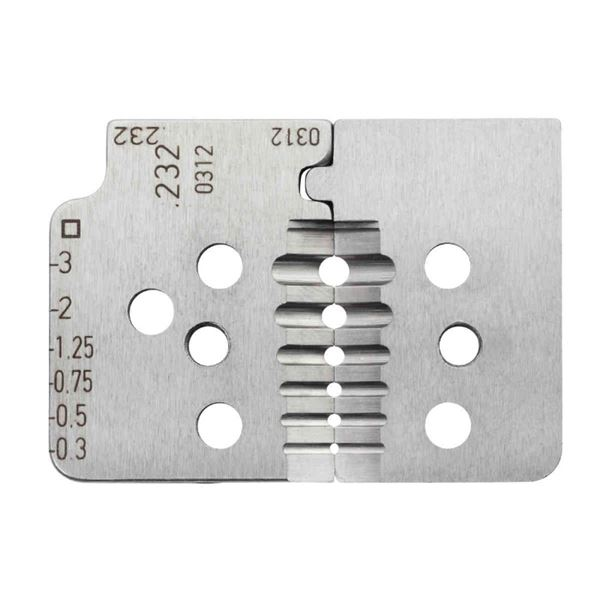 RENNSTEIG(レンシュタイグ) 708 232 3 0 ビニール線・IV・VSFストリップ用替刃