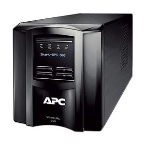 シュナイダーエレクトリック APC Smart-UPS 500 LCD 100V オンサイト5年保証 SMT500JOS5