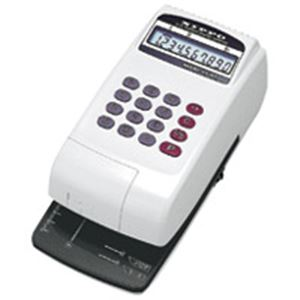 (業務用2セット) ニッポー 電子チェックライター FX-45