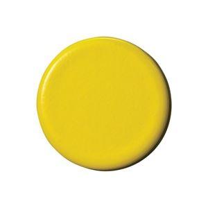 (業務用50セット) ジョインテックス 強力カラーマグネット 塗装25mm 黄 B273J-Y 10個 ×50セット