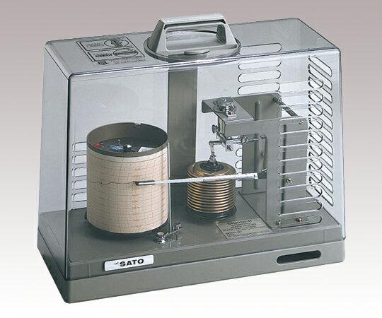 気圧記録計シグマII型気圧計 【アズワン】【02P06Aug16】